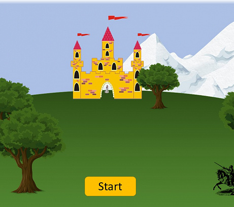 Игра The Knight and the Princess